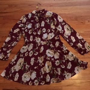 Floral Lucca Dress large